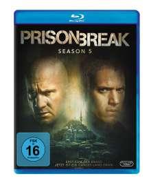 Prison Break Season 5 (Blu-ray), 3 Blu-ray Discs