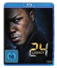 24: Legacy (Blu-ray), 3 Blu-ray Discs
