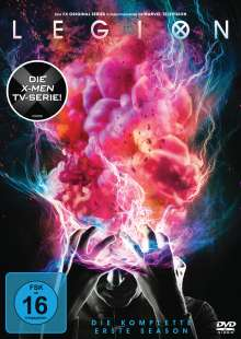 Legion Staffel 1, 3 DVDs