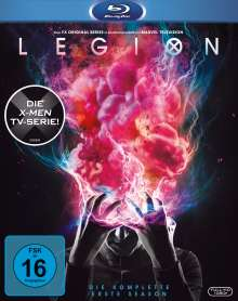 Legion Staffel 1 (Blu-ray), 2 Blu-ray Discs