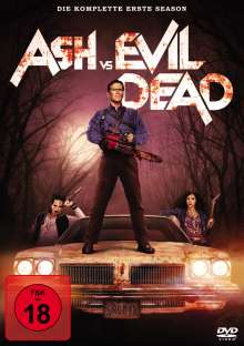Ash vs. Evil Dead Staffel 1, 2 DVDs