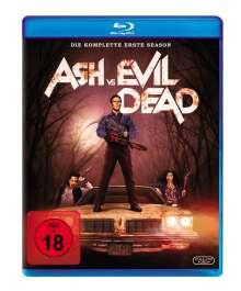 Ash vs. Evil Dead Staffel 1 (Blu-ray), 2 Blu-ray Discs