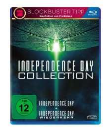 Independence Day 1 & 2 (Blu-ray), 2 Blu-ray Discs
