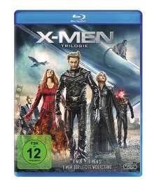 X-Men 1-3 (Trilogie) (Blu-ray), 3 Blu-ray Discs