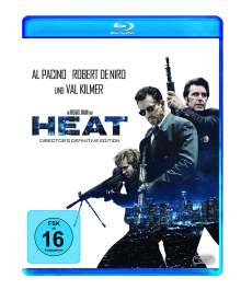 Heat (Blu-ray), Blu-ray Disc