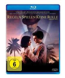 Regeln spielen keine Rolle (Blu-ray), Blu-ray Disc