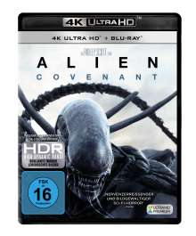 Alien: Covenant (Ultra HD Blu-ray & Blu-ray), Ultra HD Blu-ray