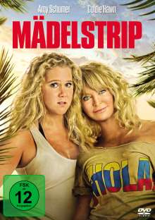 Mädelstrip, DVD