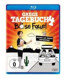 Gregs Tagebuch 4 - Böse Falle (Blu-ray), Blu-ray Disc