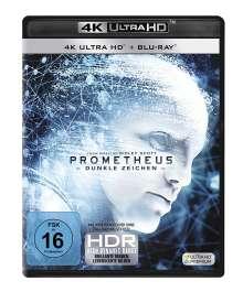Prometheus - Dunkle Zeichen (Ultra HD Blu-ray & Blu-ray), 2 Ultra HD Blu-rays