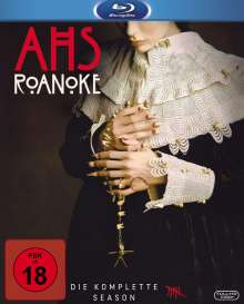 American Horror Story Season 6: Roanoke (Blu-ray), 3 Blu-ray Discs