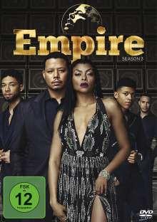 Empire Staffel 3, 5 DVDs