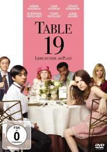 Table 19, DVD