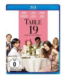 Table 19 (Blu-ray), Blu-ray Disc