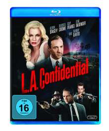 L.A. Confidential (Blu-ray), Blu-ray Disc