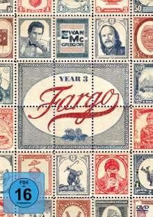 Fargo Staffel 3, 4 DVDs