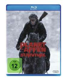 Planet der Affen: Survival (Blu-ray), Blu-ray Disc