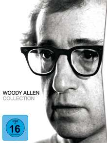 Woody Allen Collection, 19 DVDs