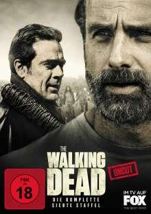 The Walking Dead Staffel 7 (Uncut), 6 DVDs