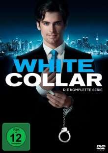 White Collar (Komplette Serie), 22 DVDs