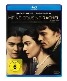 Meine Cousine Rachel (Blu-ray), Blu-ray Disc