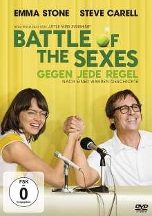Battle of the Sexes, DVD