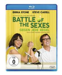 Battle of the Sexes (Blu-ray), Blu-ray Disc