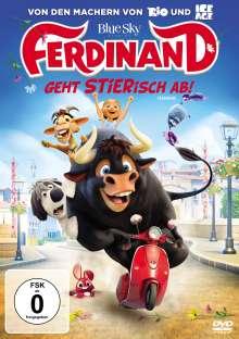 Ferdinand - Geht STIERisch ab!, DVD