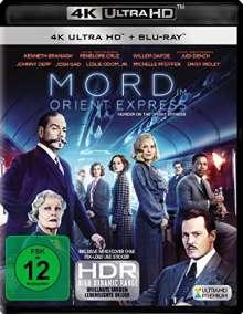 Mord im Orient Express (2017) (Ultra HD Blu-ray & Blu-ray), Ultra HD Blu-ray