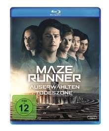 Maze Runner 3 - Die Auserwählten in der Todeszone (Blu-ray), Blu-ray Disc
