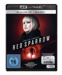 Red Sparrow (Ultra HD Blu-ray & Blu-ray), 2 Ultra HD Blu-rays