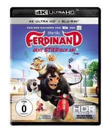 Ferdinand - Geht STIERisch ab! (Ultra HD Blu-ray & Blu-ray), Ultra HD Blu-ray