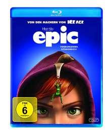 Epic (Blu-ray), Blu-ray Disc