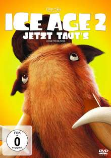 Ice Age 2 - Jetzt taut's, DVD