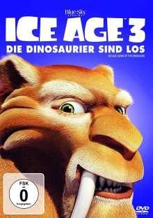 Ice Age 3 - Die Dinosaurier sind los, DVD