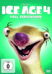 Ice Age 4 - Voll verschoben, DVD