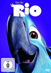 Rio, DVD