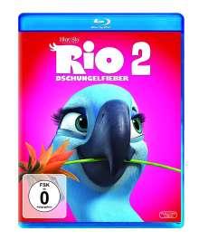 Rio 2 - Dschungelfieber (Blu-ray), Blu-ray Disc