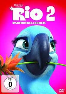 Rio 2 - Dschungelfieber, DVD