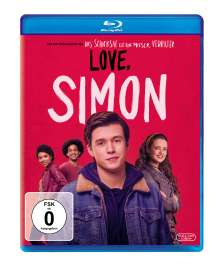 Love, Simon (Blu-ray), Blu-ray Disc
