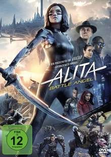 Alita: Battle Angel, DVD
