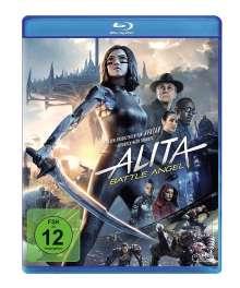 Alita: Battle Angel (Blu-ray), Blu-ray Disc