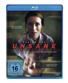 Unsane (Blu-ray), Blu-ray Disc