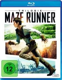 Maze Runner Trilogie (Blu-ray), 3 Blu-ray Discs