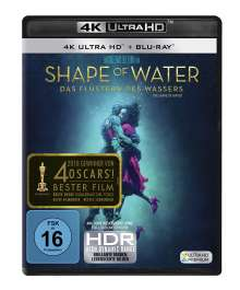 Shape of Water (Ultra HD Blu-ray & Blu-ray), Ultra HD Blu-ray