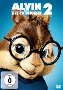 Alvin und die Chipmunks 2, DVD