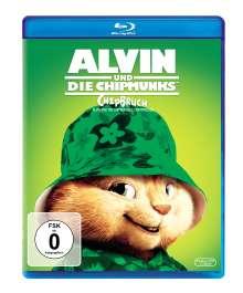 Alvin und die Chipmunks 3: Chipbruch (Blu-ray), Blu-ray Disc