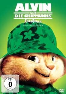 Alvin und die Chipmunks 3: Chipbruch, DVD