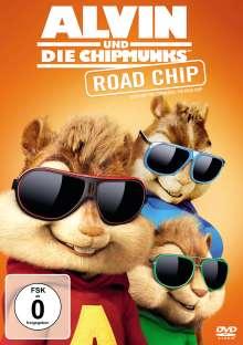 Alvin und die Chipmunks 4: Road Chip, DVD
