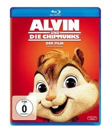 Alvin und die Chipmunks (Blu-ray), Blu-ray Disc